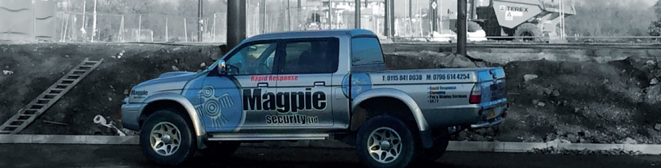 Magpie Security Vehicle